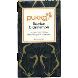 Photo of Pukka Licorice & Cinnamon Teas 20s