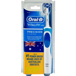 Photo of Oral-B Vitality Precision Clean Electric Toothbrush