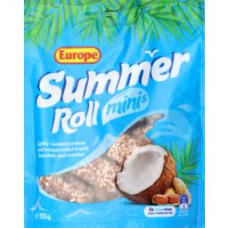 Photo of Europe Summer Roll Bitesize 135g