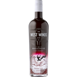Photo of West Winds The Broadside Navy Strength Gin