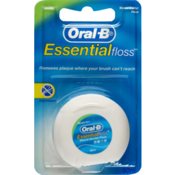 Photo of Oral-B  Mint Waxed Floss 50m