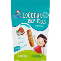 Photo of Little Quacker Coconut Rice Roll 40gm