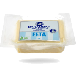 Photo of Barambah - Cheese - Feta - 200g