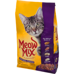 Photo of Meow Mix Original Choice Cat Food