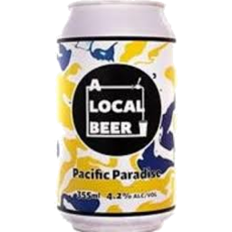 Photo of A Local Beer Pacific Paradise Can