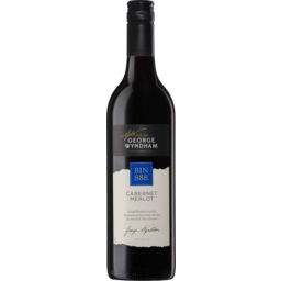 Photo of George Wyndham Bin 888 Cabernet Merlot