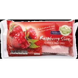Photo of Raspberry Slice 330g