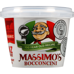 Photo of Massimo's Bocconcini 125g