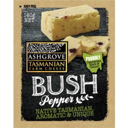 Photo of Ashgrove Cheese Bush Pepper 140gm