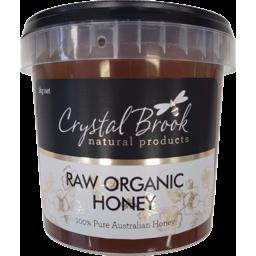 Photo of Crystal Brook Organic Raw Honey