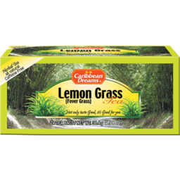 Photo of Caribbean Dream Lemon Grass Tea