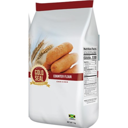 Photo of Gold Seal Counter Flour Gusset