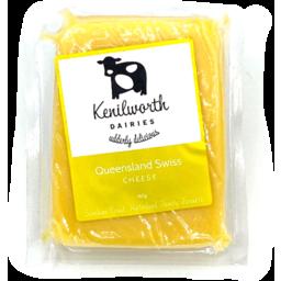 Photo of Kenilworth Queensland Swiss Cheese 165g