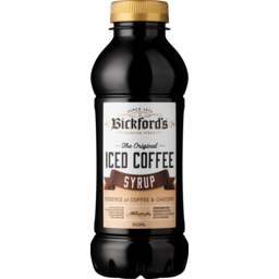 Photo of Bickfords Iced Coffee Syrup 500ml