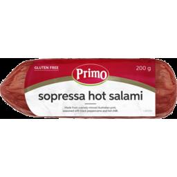 Photo of Primo Sopressa Hot Salami 200g
