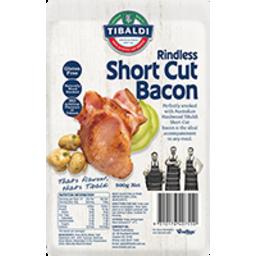 Photo of Tibaldi Shortcut Bacon 500g