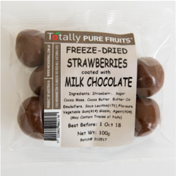 Photo of Totally Pure Fruits Choc Stawb