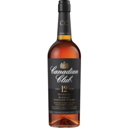 Photo of Canadian Club Classic 12yo Whisky