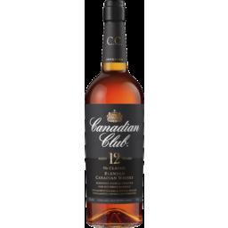 Photo of Canadian Club Classic 12yo Whisky