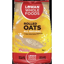 Photo of Lowan Rolled Oats 1kg
