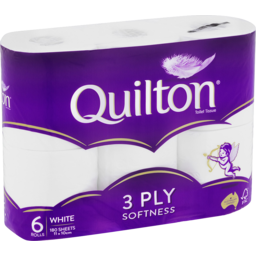 Photo of Quilton Toilet Tissues