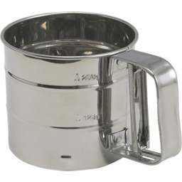 Photo of Flour Sifter Stainless Steel
