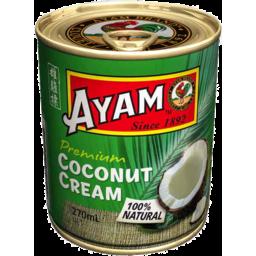 Photo of Ayam Coconut Cream 270ml