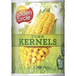 Photo of G/C Corn Kernels 410gm