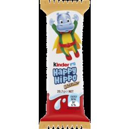 Photo of Kinder Happy Hippo Hazelnut Biscuit Single Pack 20.7g