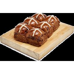 Photo of Hot Cross Buns Chocolate 6 Pack