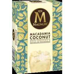 Photo of Magnum Ice Cream Macadamia Coconut 388 Ml