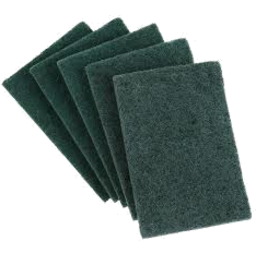 Photo of Black & Gold Scourer Pads 5 Pack