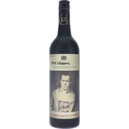 Photo of 19 Crimes Red Wine Cabernet Sauvignon 750ml