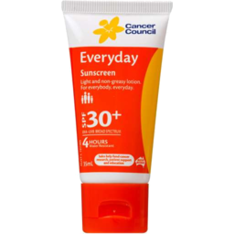 Photo of Cancer Council Everyday Sunscreen Spf 30+ 35ml Tube