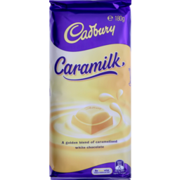 Photo of Cadbury Caramilk 180g