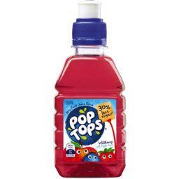 Photo of Pop Top Wildberry 250ml