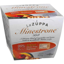Photo of Lazuppa Minestrone Soup 420gm