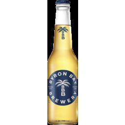 Photo of Byron Bay Premium Lager Bottles