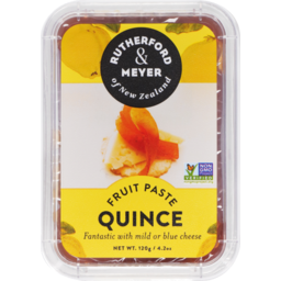 Photo of Rutherford & Meyer Paste Quince Fruit 120g