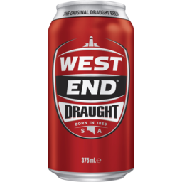 Photo of West End Draught Can