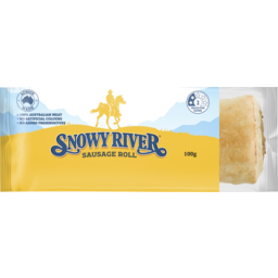Photo of Snowy River Sausage Roll 100g