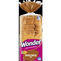 Photo of Wonder White Wonder High Fibre & Iron Wholemeal Sliced Bread Sandwich 700g