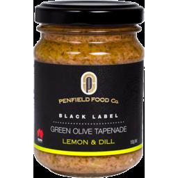 Photo of Tapenade Green Olive, Lemon & Dill 150g