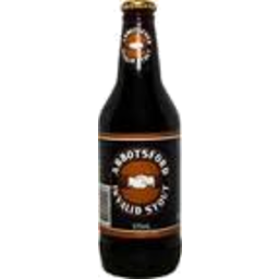 Photo of Abbotsford Invalid Stout Bottle