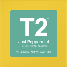 Photo of T2 Tea Bag Just Peppermint 37g