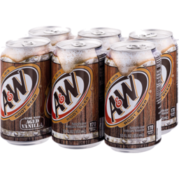 Photo of A&W Root Beer Can 355ml