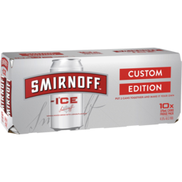 Photo of Smirnoff Ice Red Can