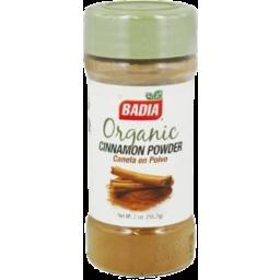 Photo of Badia Organic Cinnamon Powder