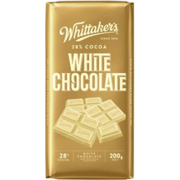 Photo of Whittaker's White Block 200gm