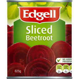 Photo of Edgell Beetroot Sliced 825gm